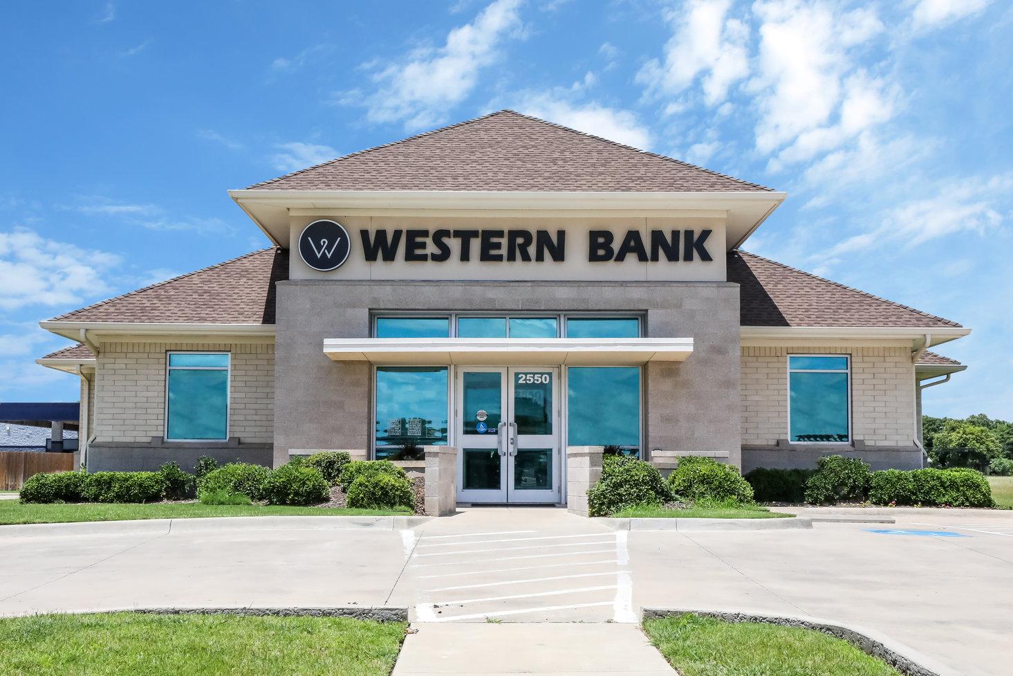 Western Bank Abilene, TX