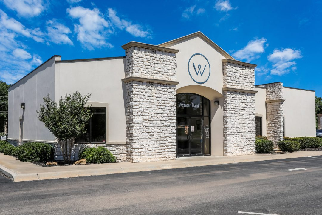 Western Bank Big Spring, Texas