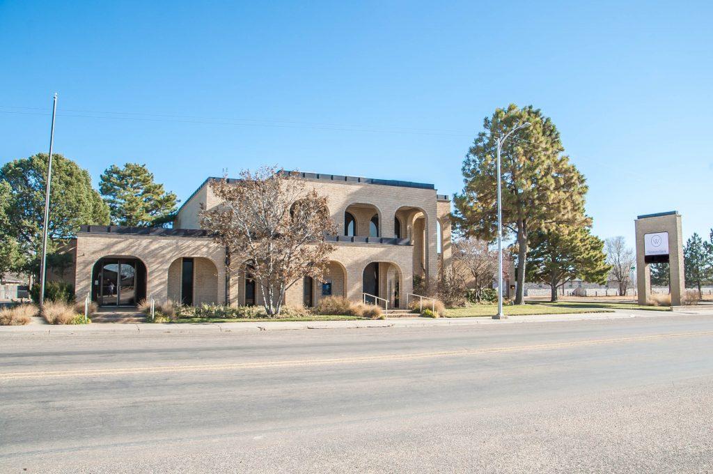 Western Bank Gruver, Texas
