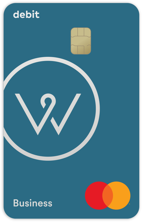 Western Bank Business Mastercard® Debit Card