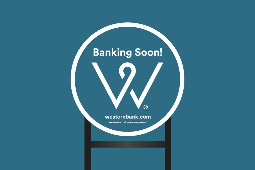 Western Bank 118th & Slide